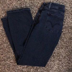 Levi's 529 Bootcut Dark Wash Jeans size 30